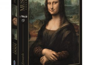 Gioconda – Leonardo Da Vinci – 1000 piezas – Clementoni – Museum Collection Ref 31413