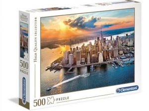 New York – 500 piezas – Clementoni – High Quality Collection Ref 35038