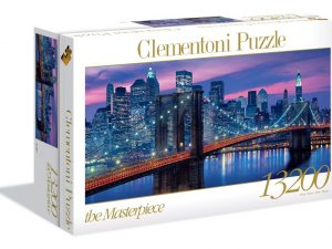 New York – 13.200 piezas – Clementoni – High Quality Collection Ref 38009