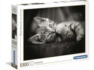 Kitty – 1000 piezas Clementoni – High Quality Collection Ref 39422