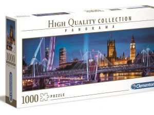 Londres – Panorama – 1000 piezas – Clementoni – High Quality Collection Ref 39485