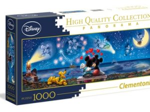 Disney Classic – 1000 piezas – Panorama – Clementoni – High Quality Collection Ref 39449