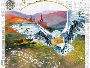 Hedwig– Harry Potter – 1000 piezas – Aquarius Ref 65332
