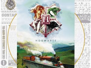 Tren – Harry Potter – 1000 piezas – Aquarius Ref 65344
