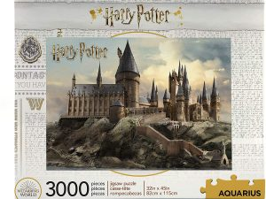 Hogwarts – Harry Potter – 3000 piezas – Aquarius Ref 68510