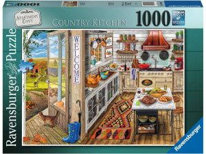 Country Kitchen – 1000 piezas – Ravensburger Ref 16 546 9
