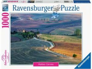 Podere Terrapille. Toscana – Talent collection – 1000 piezas – Ravensburger Ref 16 779 1