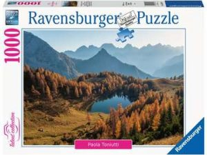 Lago Bordaglia, Friuli Venezia Giulia – Talent collection – 1000 piezas – Ravensburger Ref 16 781 4