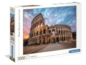 Amanecer en el Coliseo – 3000 piezas – Clementoni – High Quality Collection Ref 33548