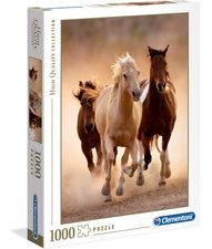 Running Horses – 1000 piezas – Clementoni – High Quality Collection Ref 39168