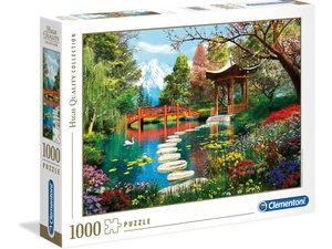 Gardens of Fuji –1000 piezas – Clementoni – High Quality Collection Ref 39513