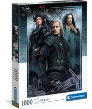 The Witcher –1000 piezas – Clementoni – Ref 39592