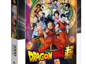 Dragon Ball –1000 piezas – Clementoni – Ref 39600