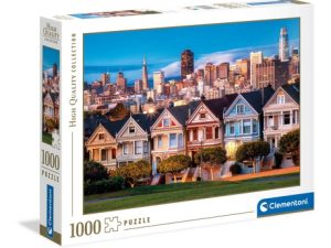 Painted Ladies – 1000 piezas – Clementoni – High Quality Collection – Ref 39605